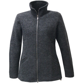 Ivanhoe of Sweden Brodal Long Classic Jacket Women graphite marl